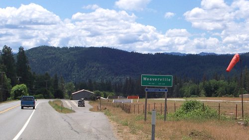 Weaverville Community Forest > PHOTO GALLERY weaverville town